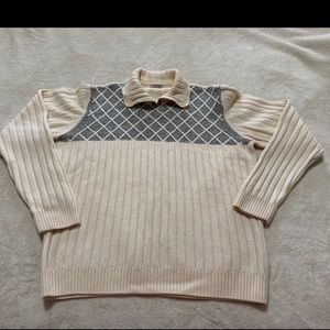 Gran Sasso made in Italy men sweater